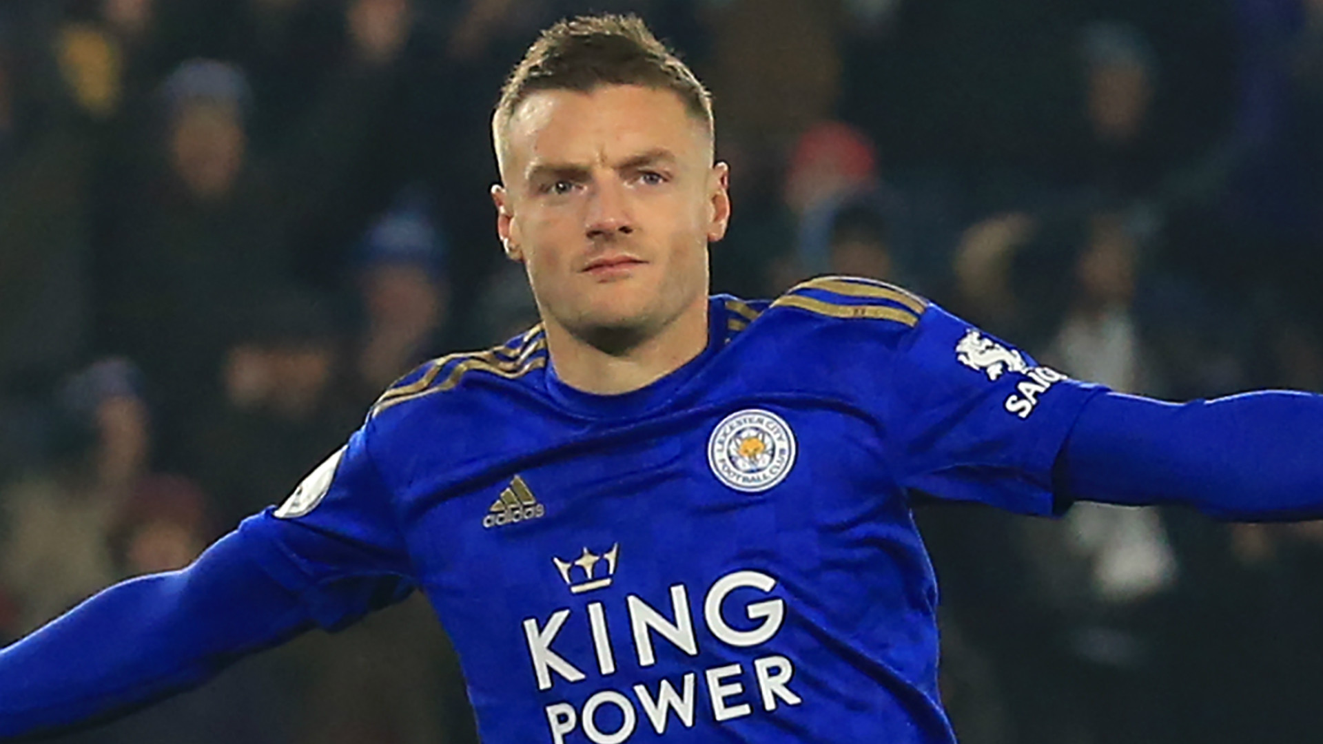 Vardy is 'one of the best in Europe' says Rodgers, as Leicester star targets goalscoring record