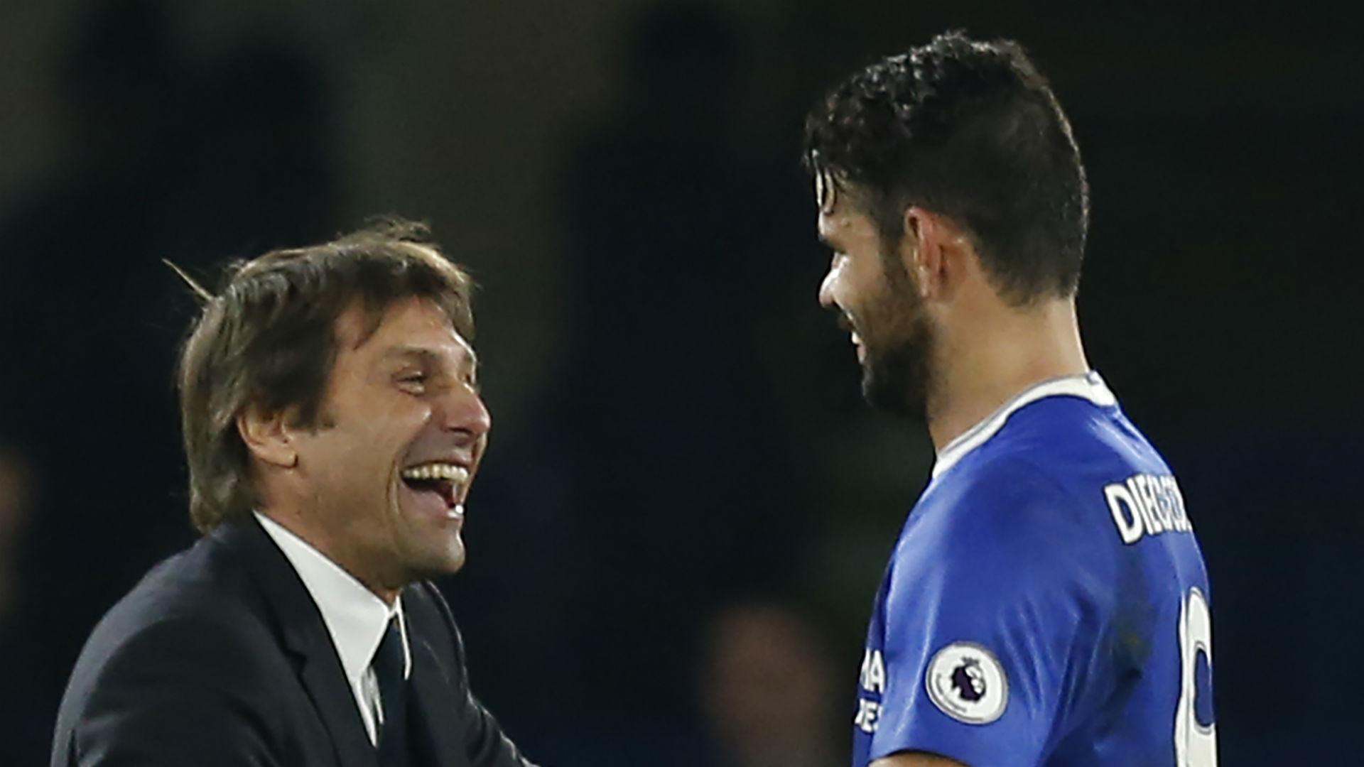 Antonio Conte Diego Costa Chelsea