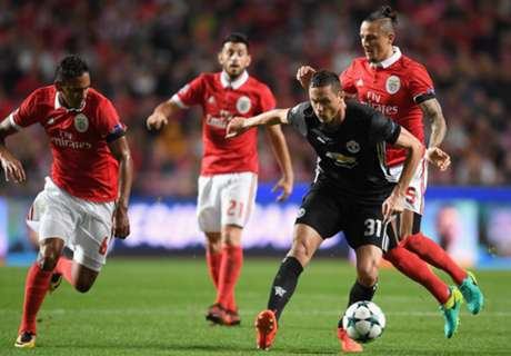 HIGHLIGHTS: Benfica 0-1 Manchester United