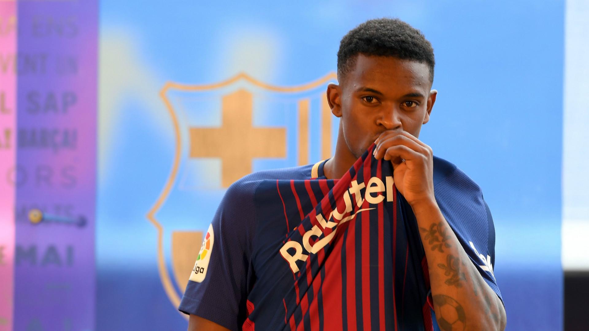 Nélson Semedo no Barça por 30 milhões — Oficial