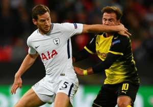 The current record between these clubs in European competition stands at two wins for the German side and one for Tottenham Hotspur; that sole victory for the English side did come on Matchday 1 however, their most recent encounter.