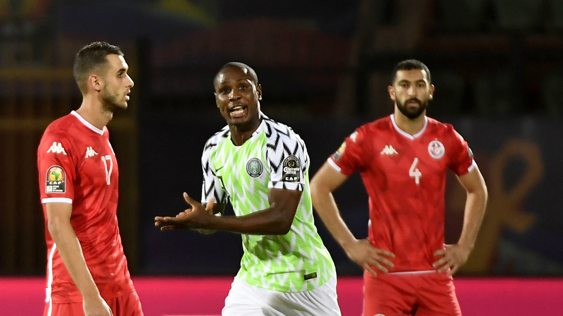 Afcon 2019: Nigeria 1-0 Tunisia: What did we learn?