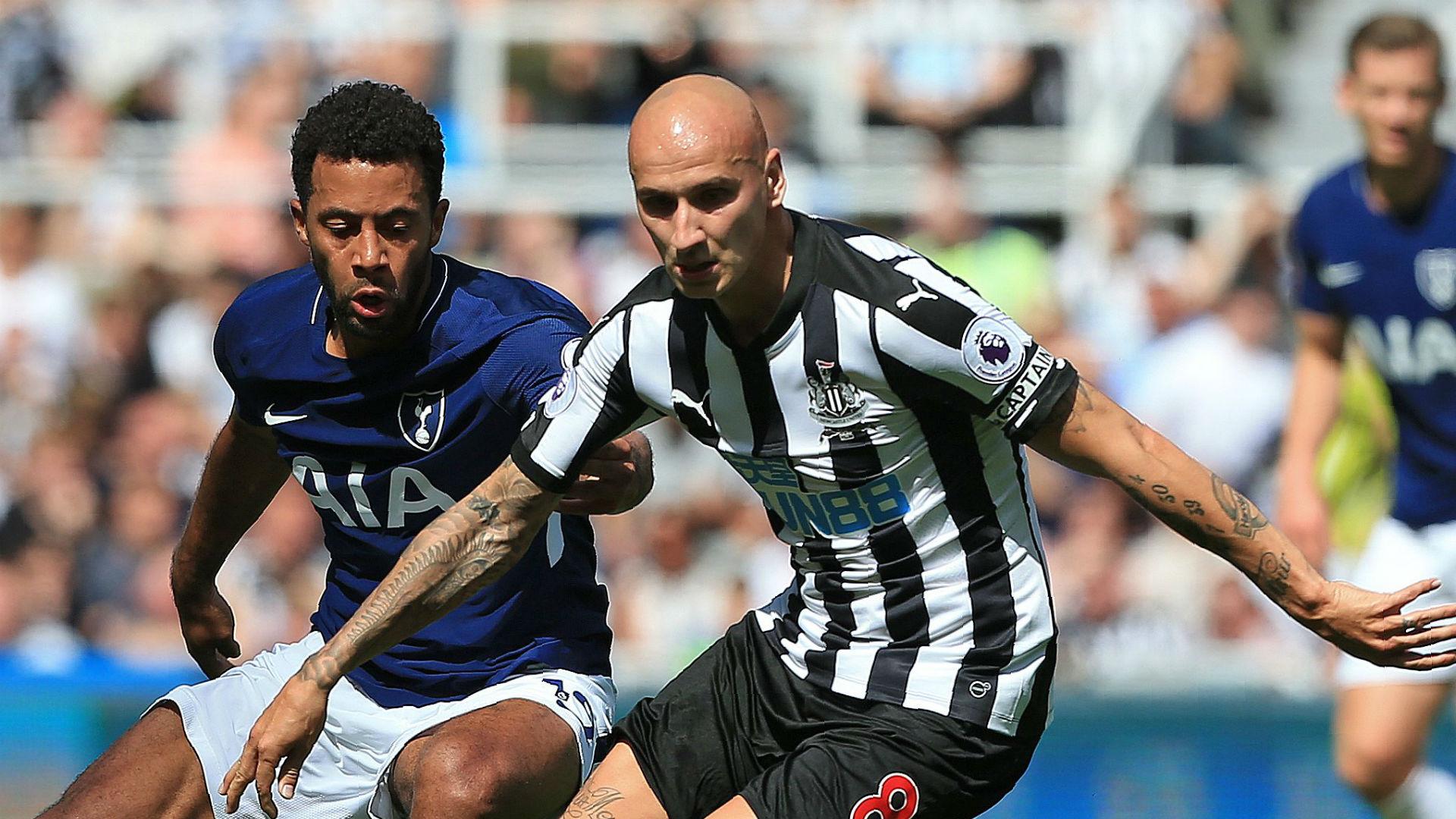 Mousa Dembele Tottenham Jonjo Shelvey Newcastle