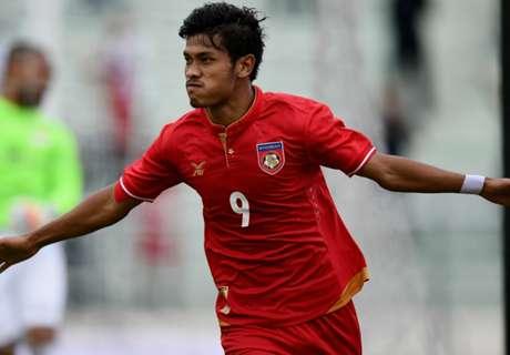 Myanmar Ke Semi-Final, Singapura Menang