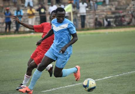 Who is AFC Leopards new signing?