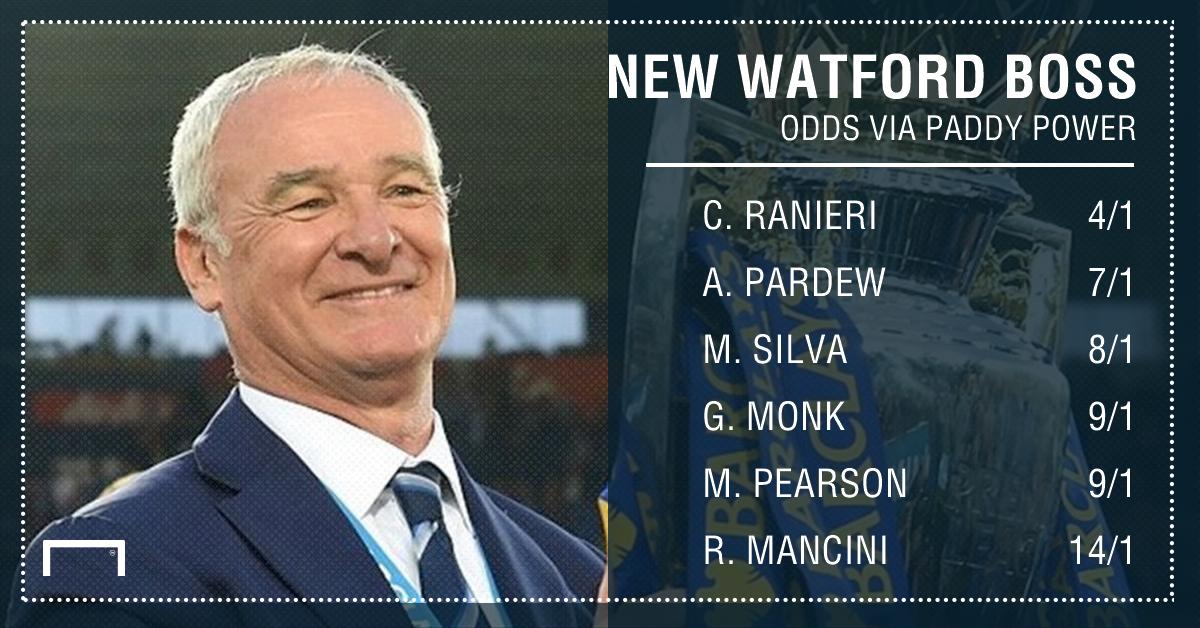 GFX New Watford Coach betting