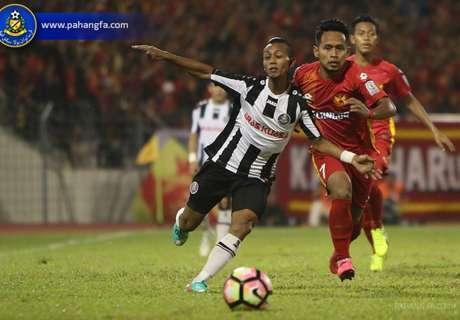 REPORT: Selangor 0 Pahang 2