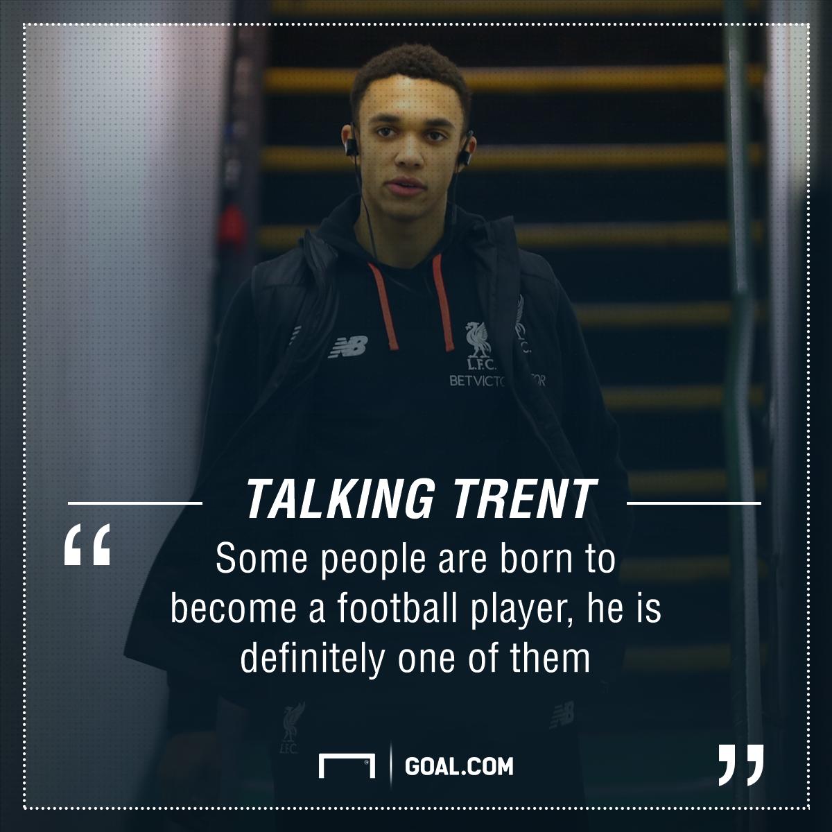 GFX Liverpool quote Trent Alexander-Arnold