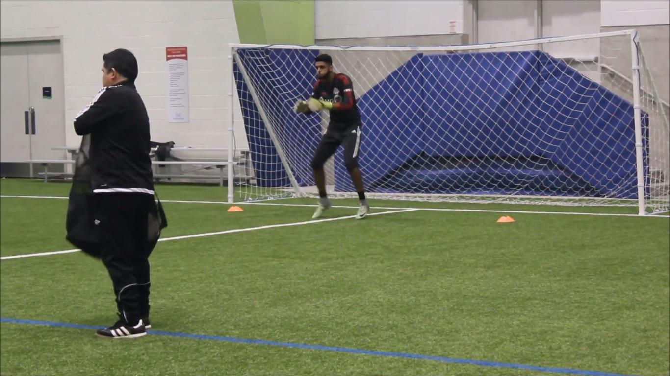 Sunny Dhaliwal Toronto FC U-18
