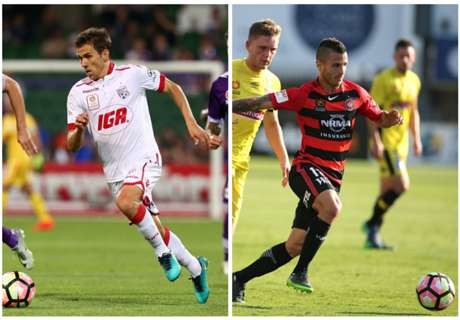 Adelaide, Wanderers reveal ACL squads
