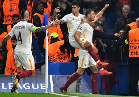 Chelsea-Roma, è pari spettacolo: finisce 3-3