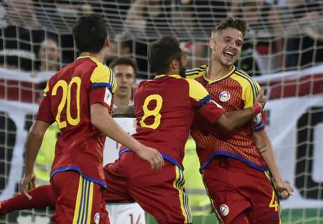 Andorra record first win since 2004