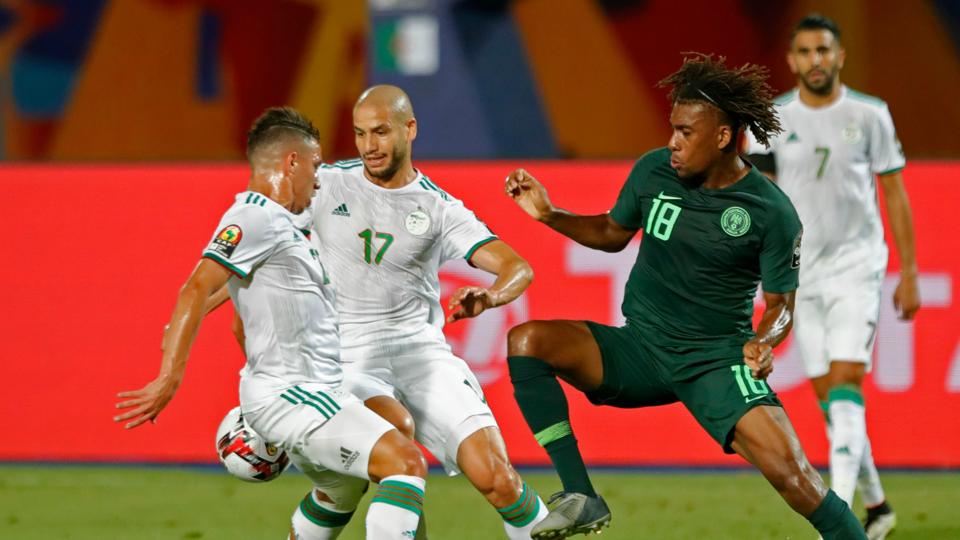 Afcon 2019: We fought our hardest against Algeria – Iwobi