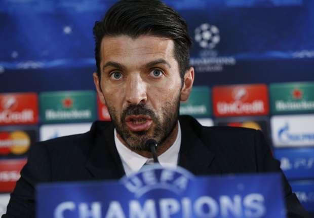 Gianluigi Buffon: Sulit Raih Treble