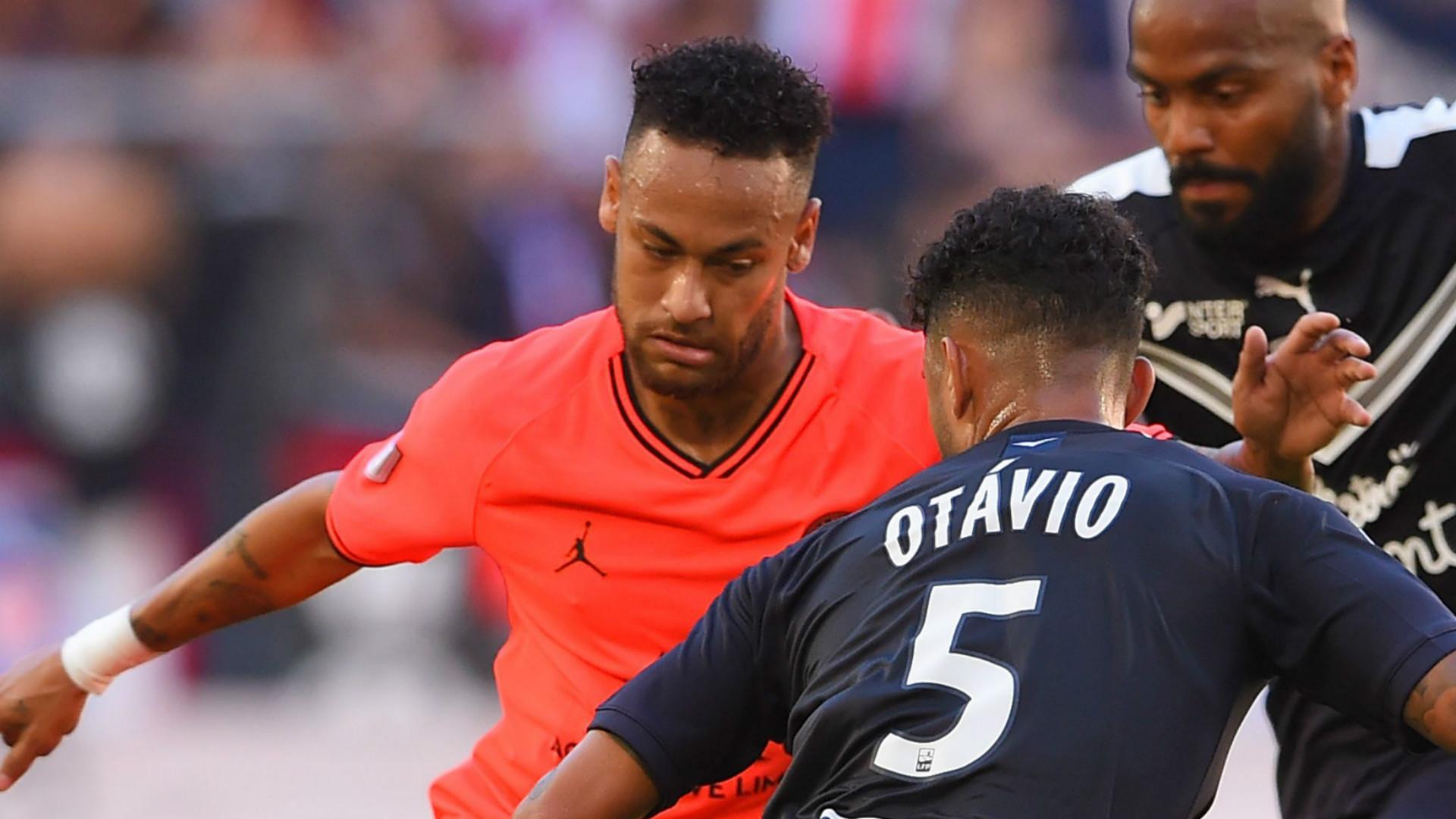"""Bordeaux-PSG (0-1), Neymar : """"Je vais donner ma vie sur le terrain"""""""
