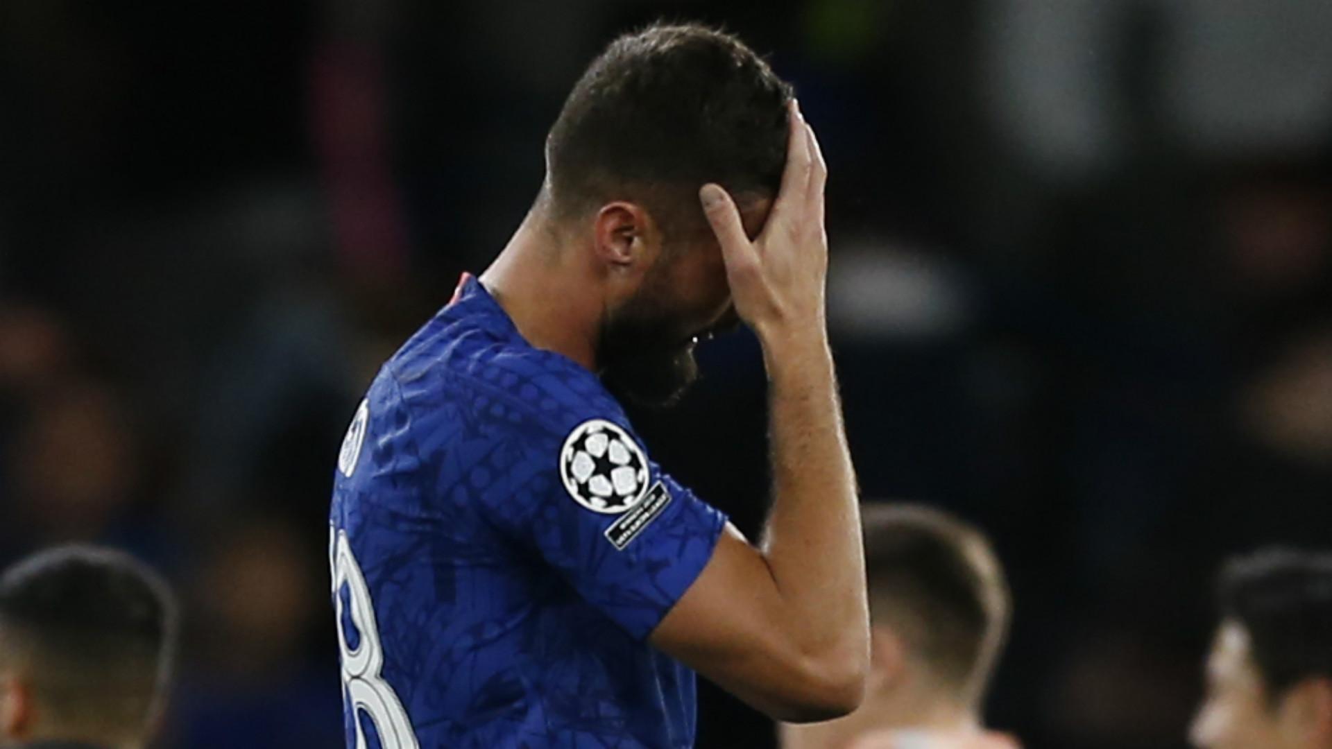 """Chelsea, Giroud : """"Je n'ai pas encore parlé avec Lampard"""""""