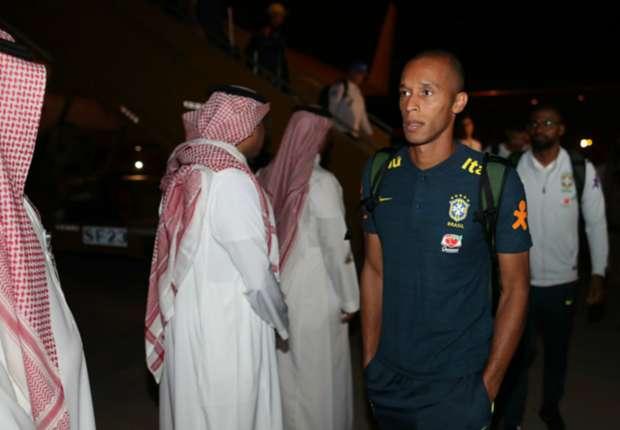 VIDEO: Wheels Up - Brazil arrive in Saudi Arabia