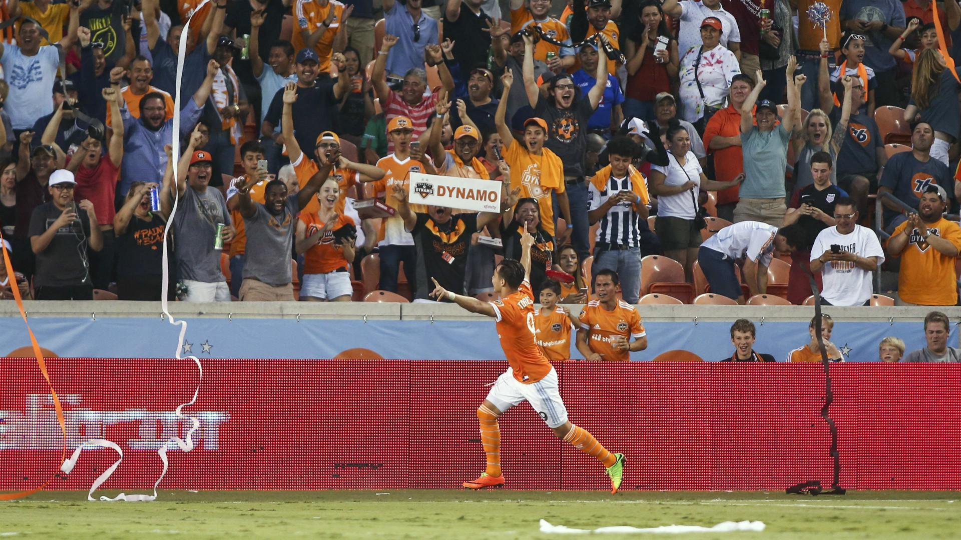 Erick Torres Houston Dynamo
