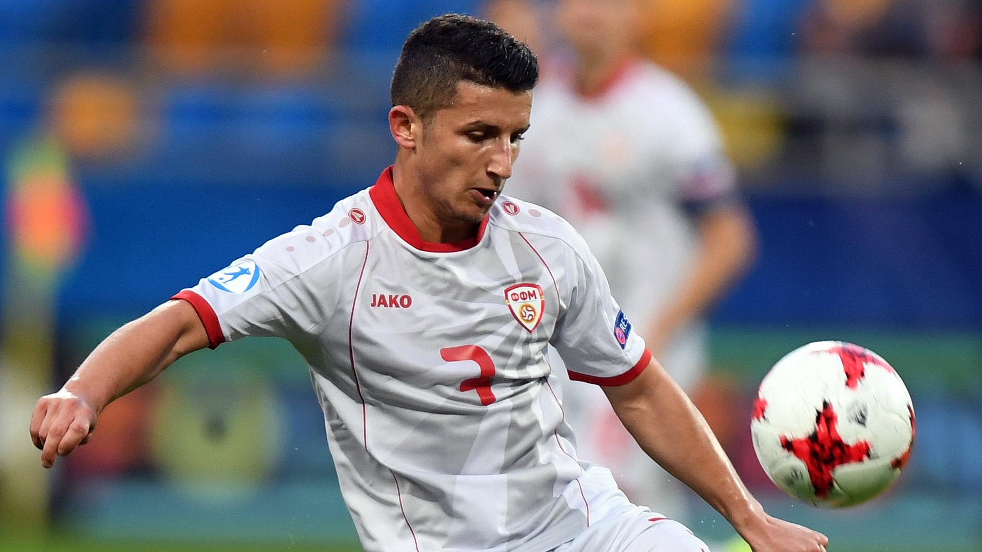 Bardhi Macedonia U21