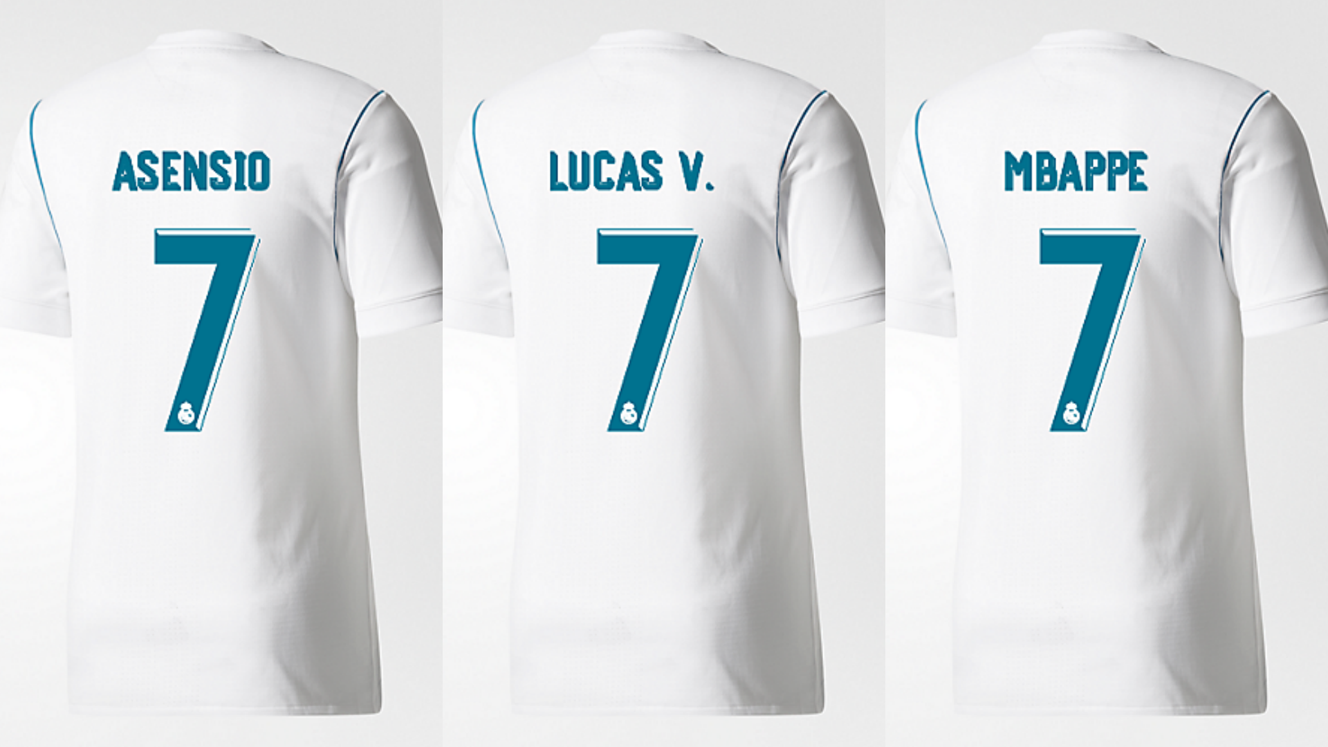 GFX El nuevo 7 del Real Madrid