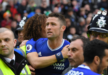 Conte: Cahill can play centre forward