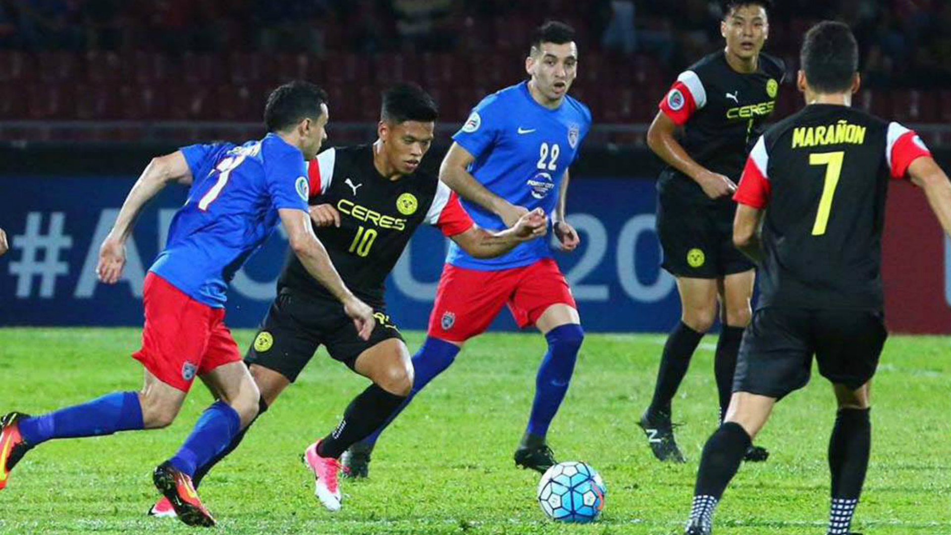 Darul Ta'zim's crashes out of AFC Cup semi-final