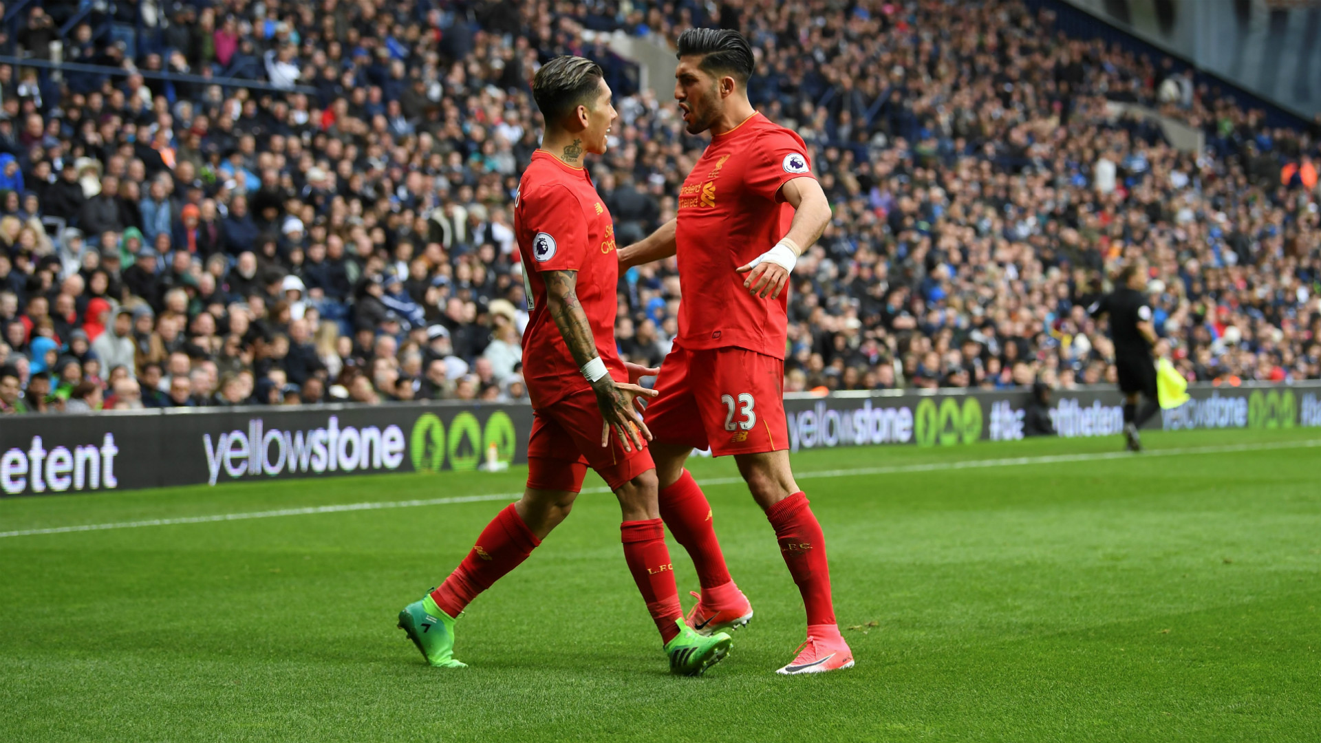 Klopp praises Reds concentration against West Brom