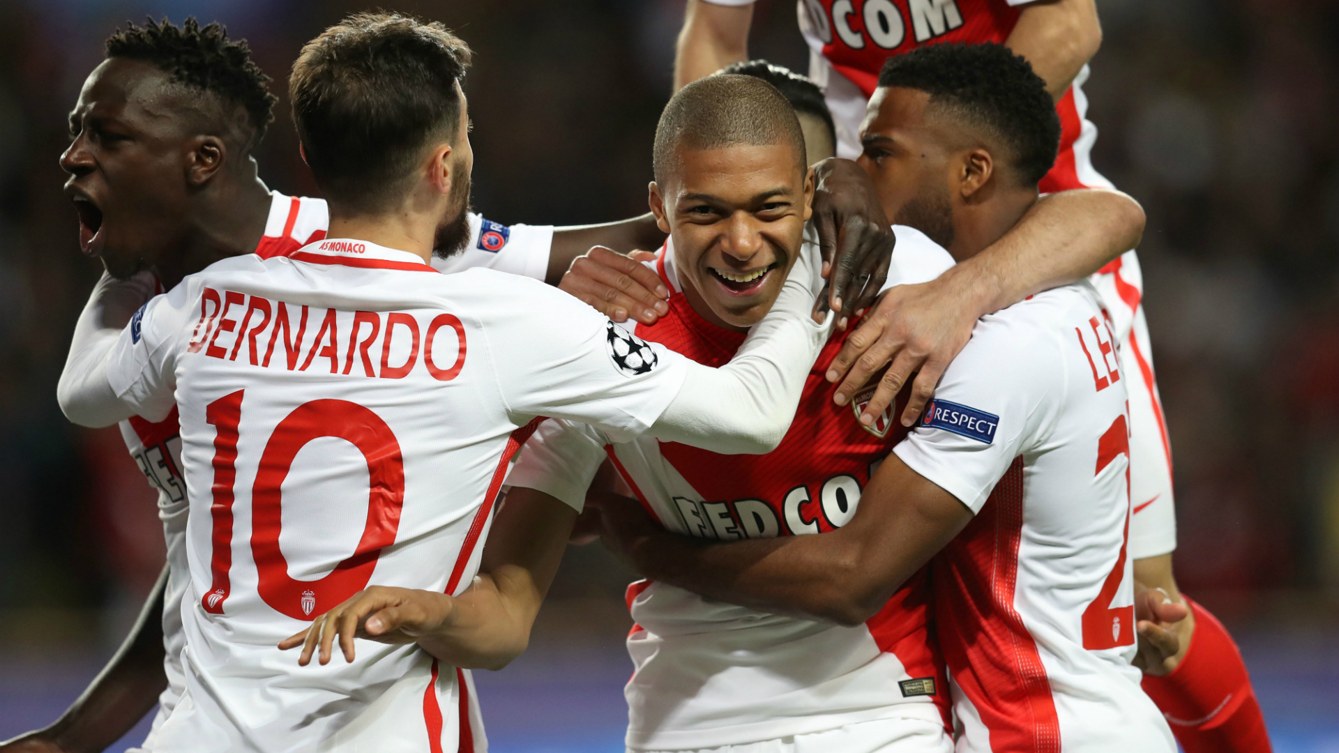 Juventus and Monaco Into Champions League Semi Finals
