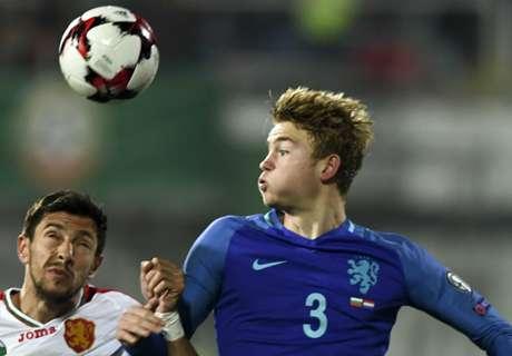 Blind pays for risks as Netherlands lose