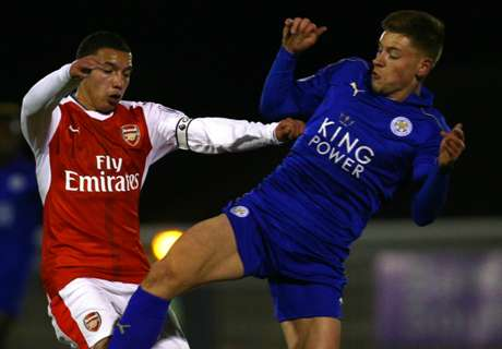 OFFICIAL: Arsenal youth sent on loan