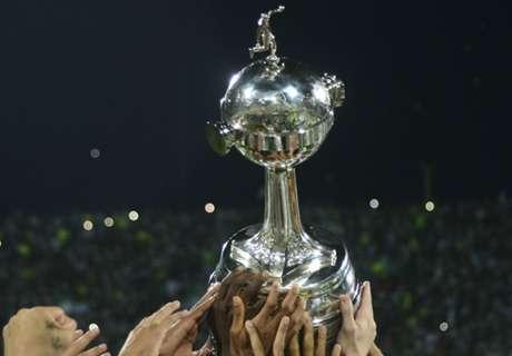 Así está la clasificación a la Libertadores