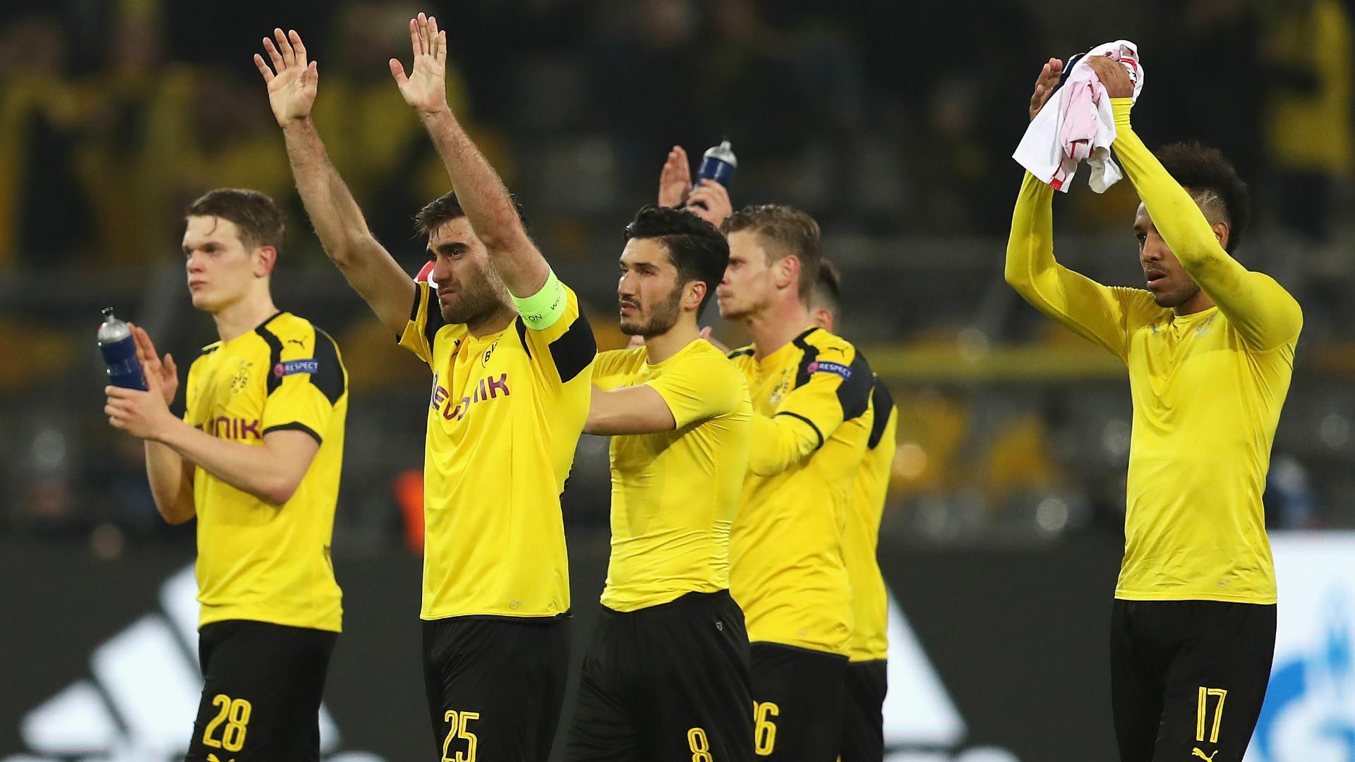 Frankfurt verliert in Dortmund 1:3