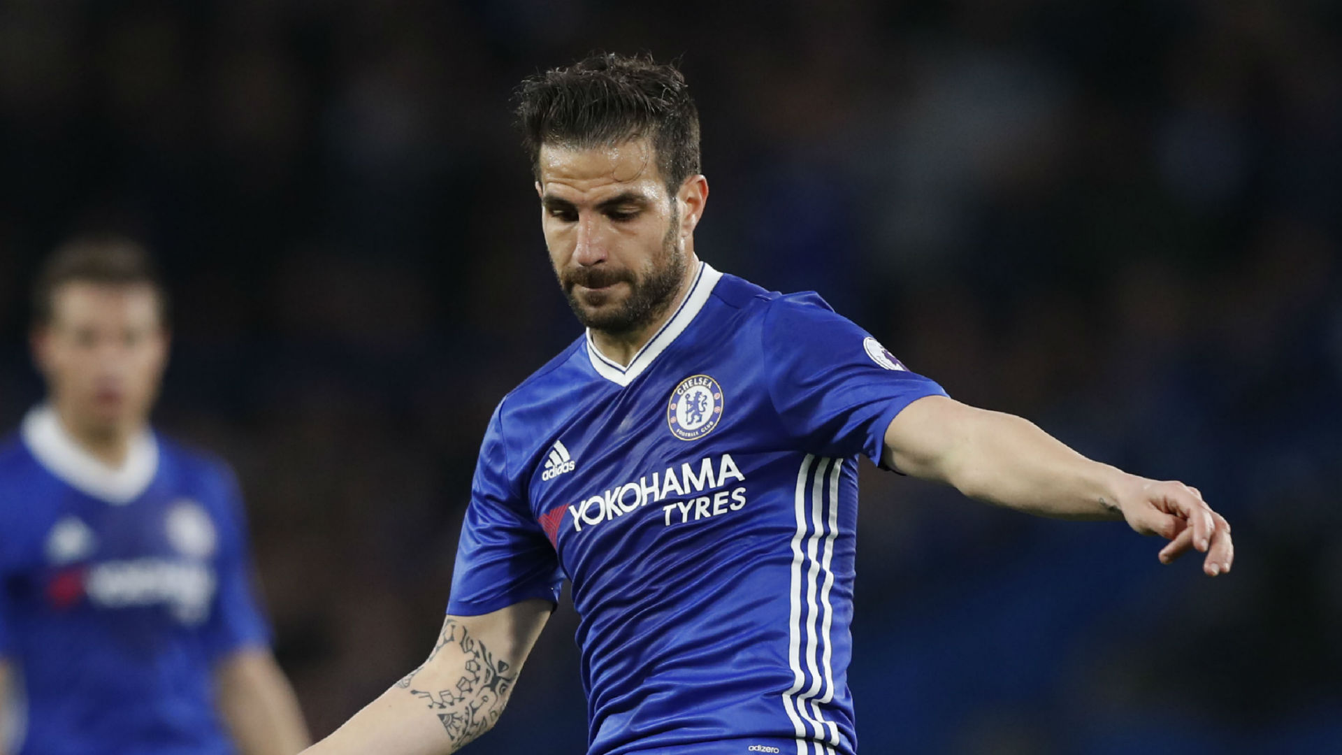 Fabregas first with six 10-assist Prem seasons