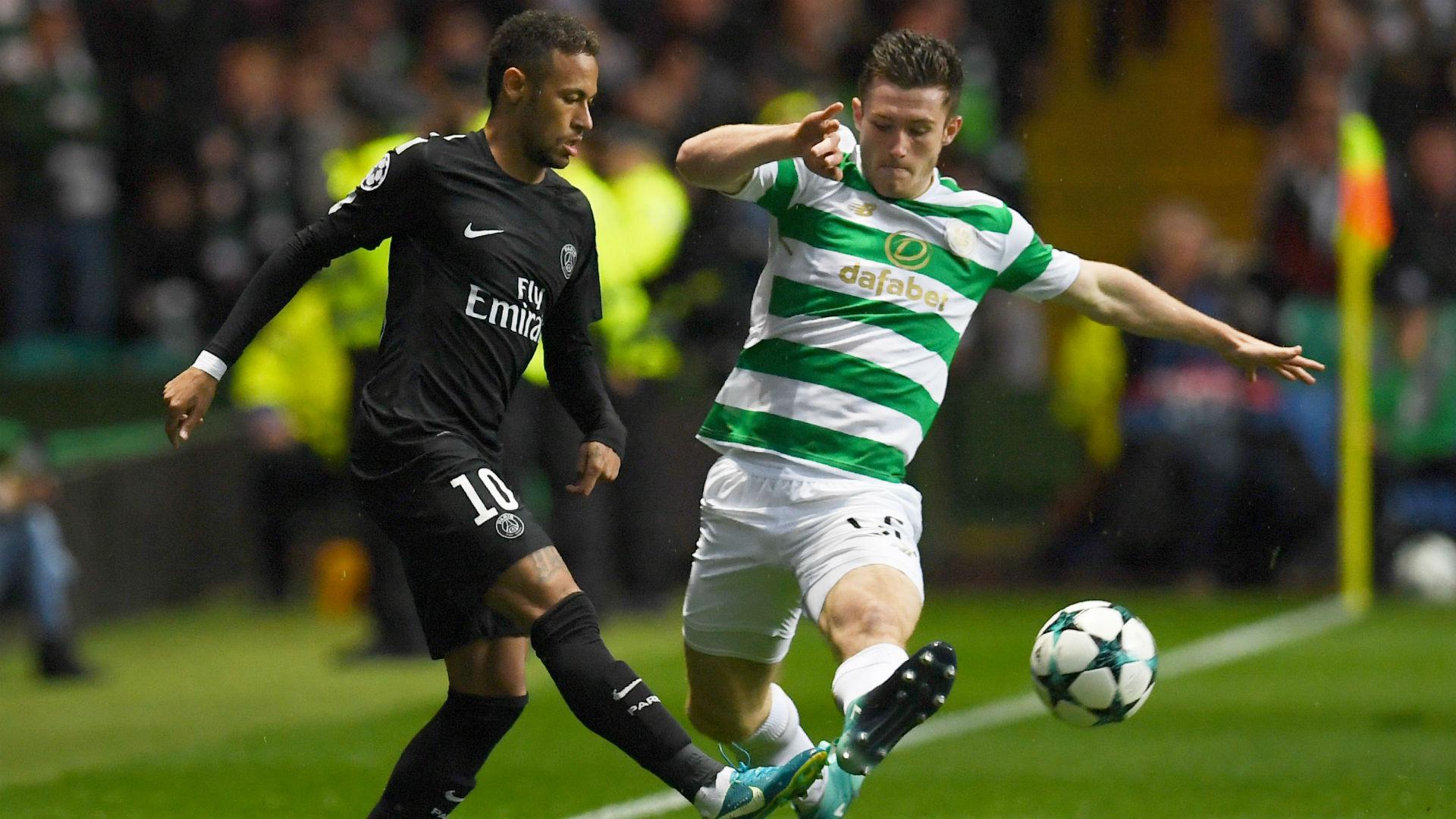 Neymar Celtic PSG UCL 12092017
