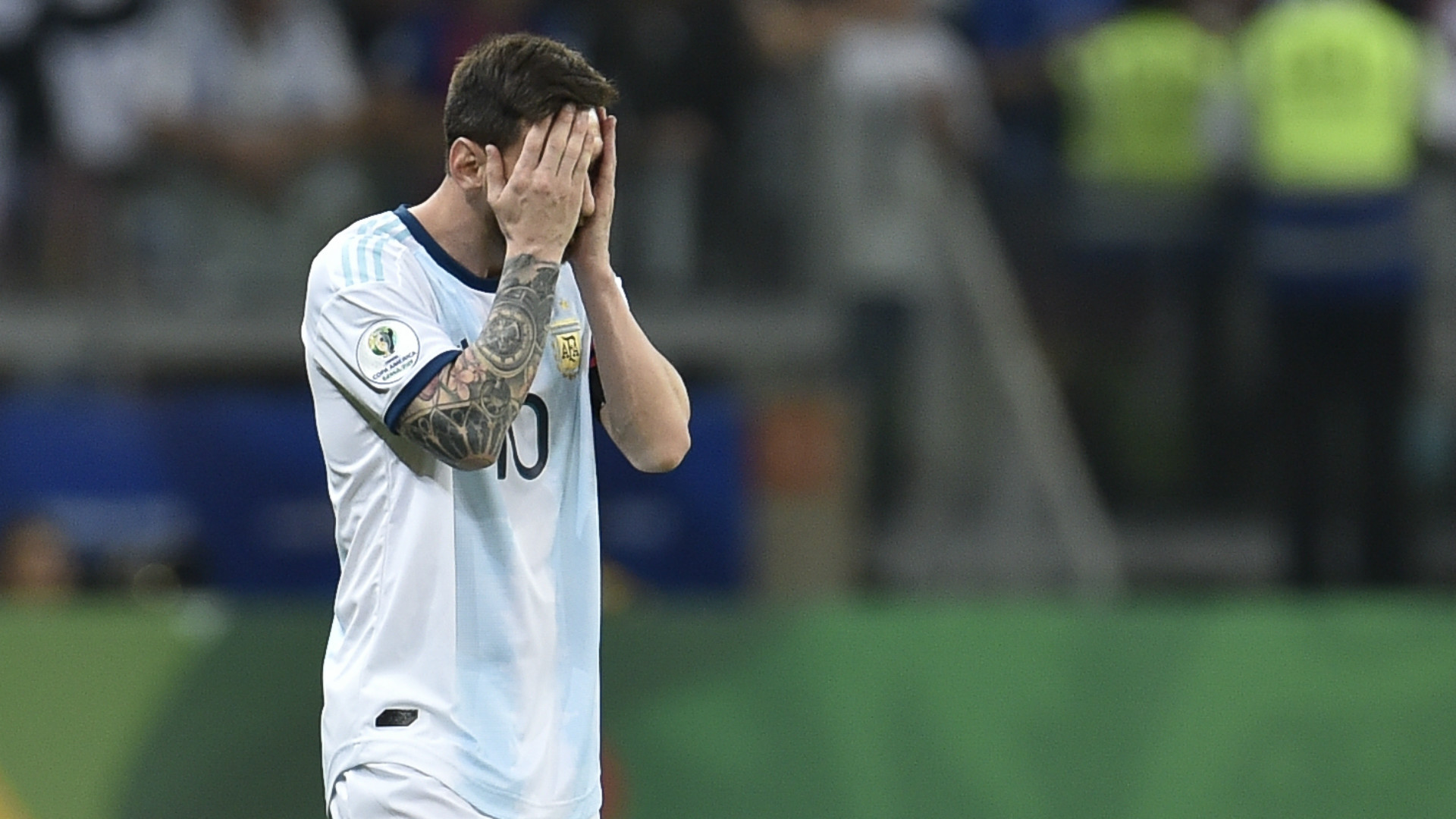Messi: Crazy if Argentina suffer early exit at Copa America