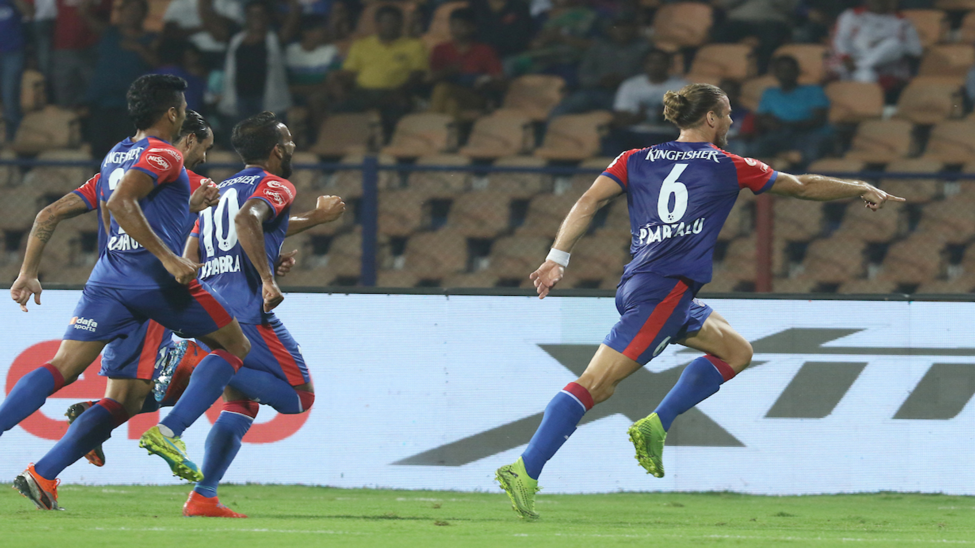 ISL 2019-20: All-round performance marks memorable night for Bengaluru FC's Erik Paartalu