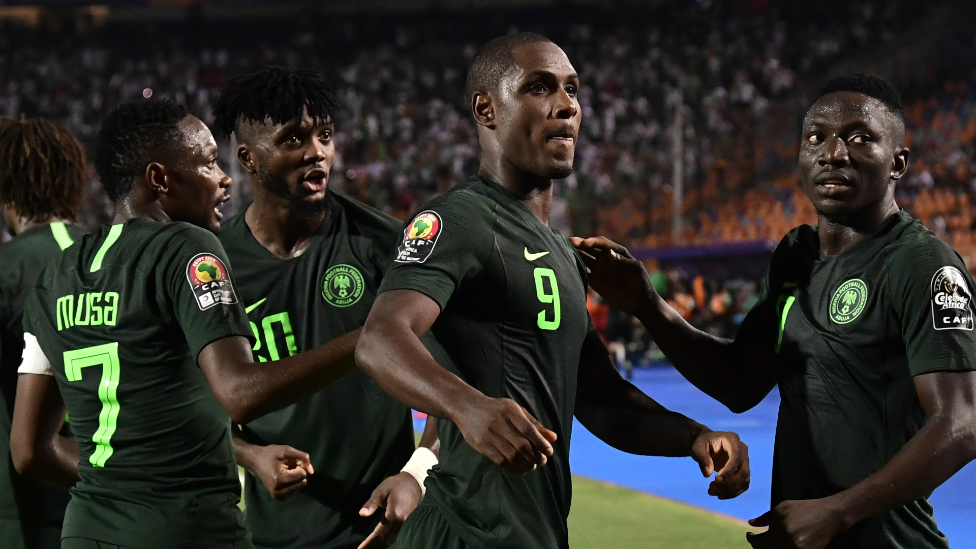 Odion Ighalo's Nigeria career - By The Numbers