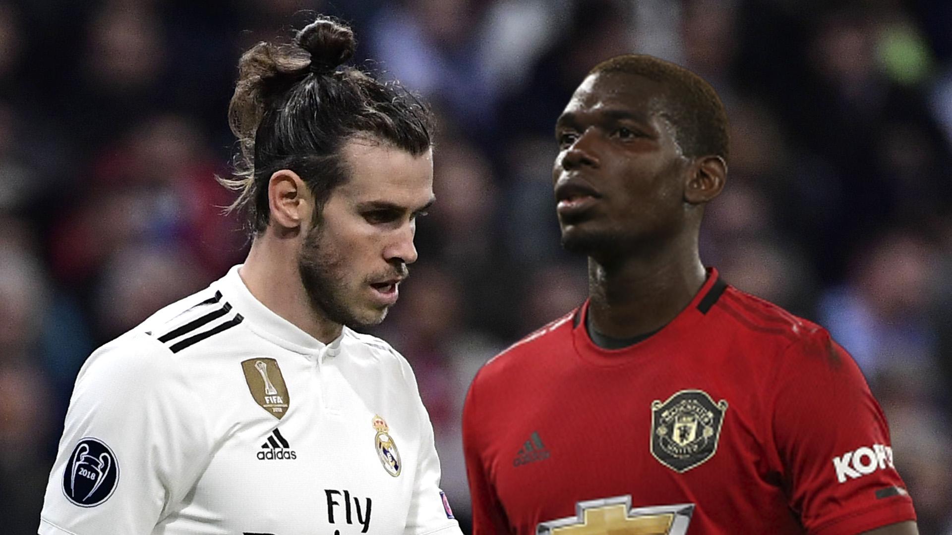Mercato - Bale en partance, le Real Madrid va frapper fort pour Pogba
