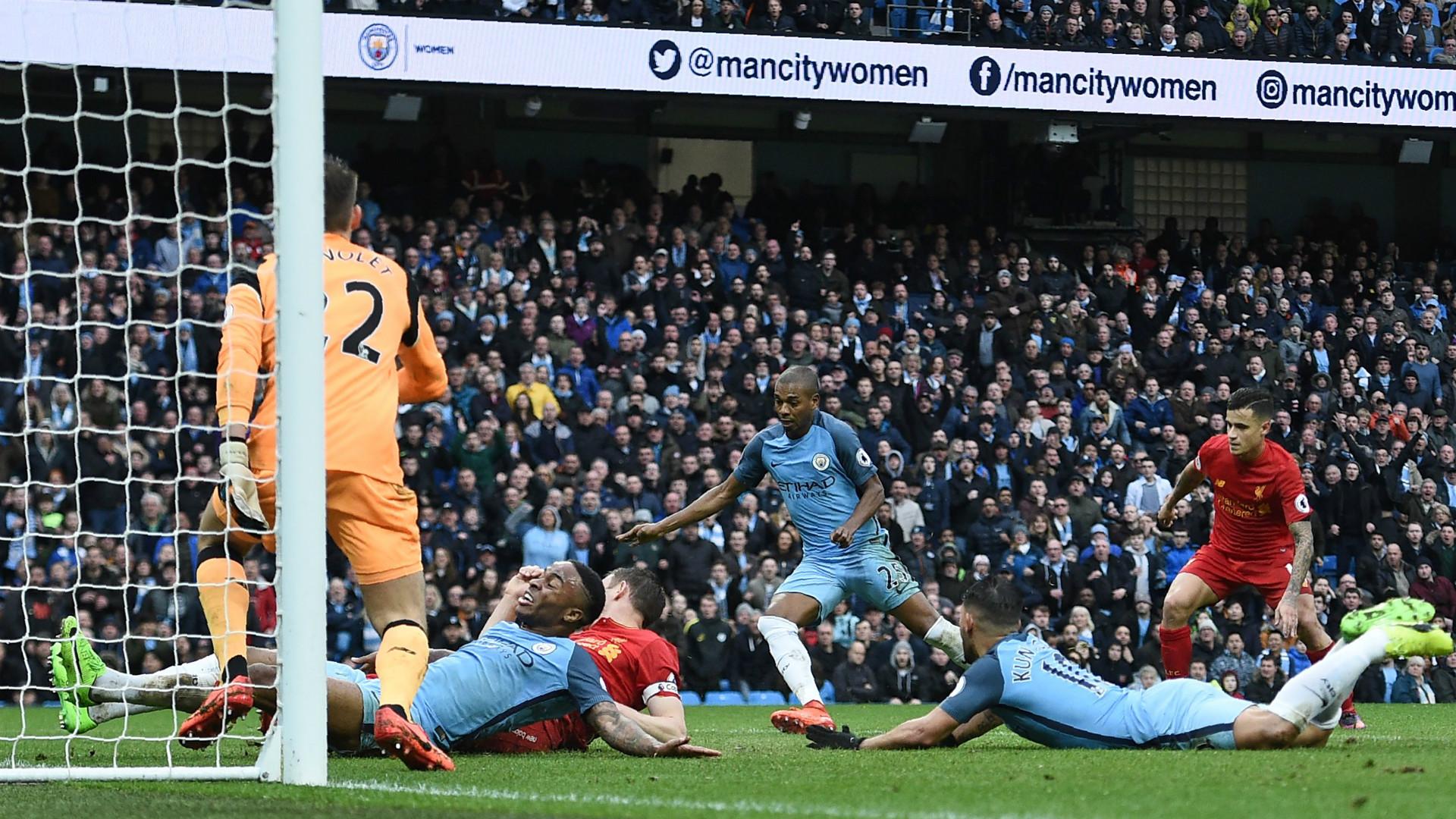 HD Man City v Liverpool