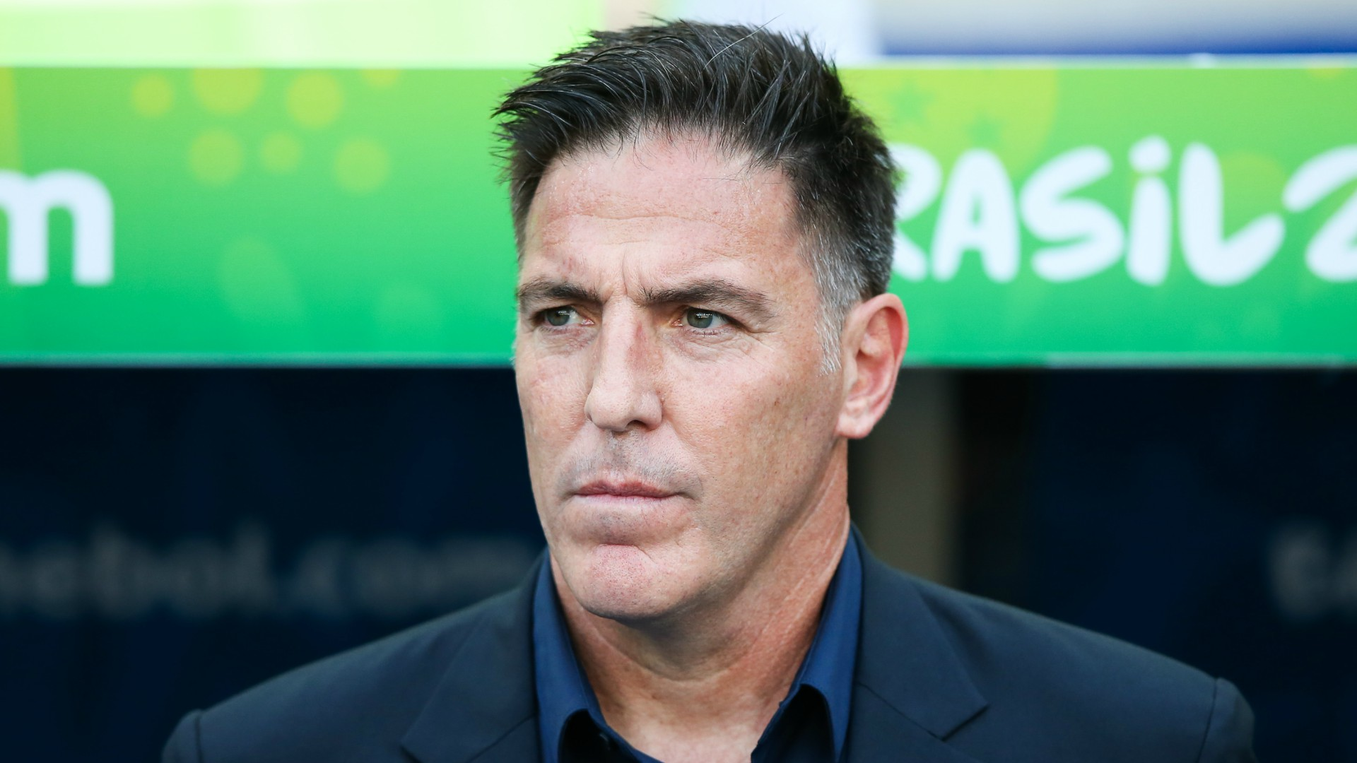 Paraguay's Berizzo: Qatar and Japan shouldn't be in Copa America