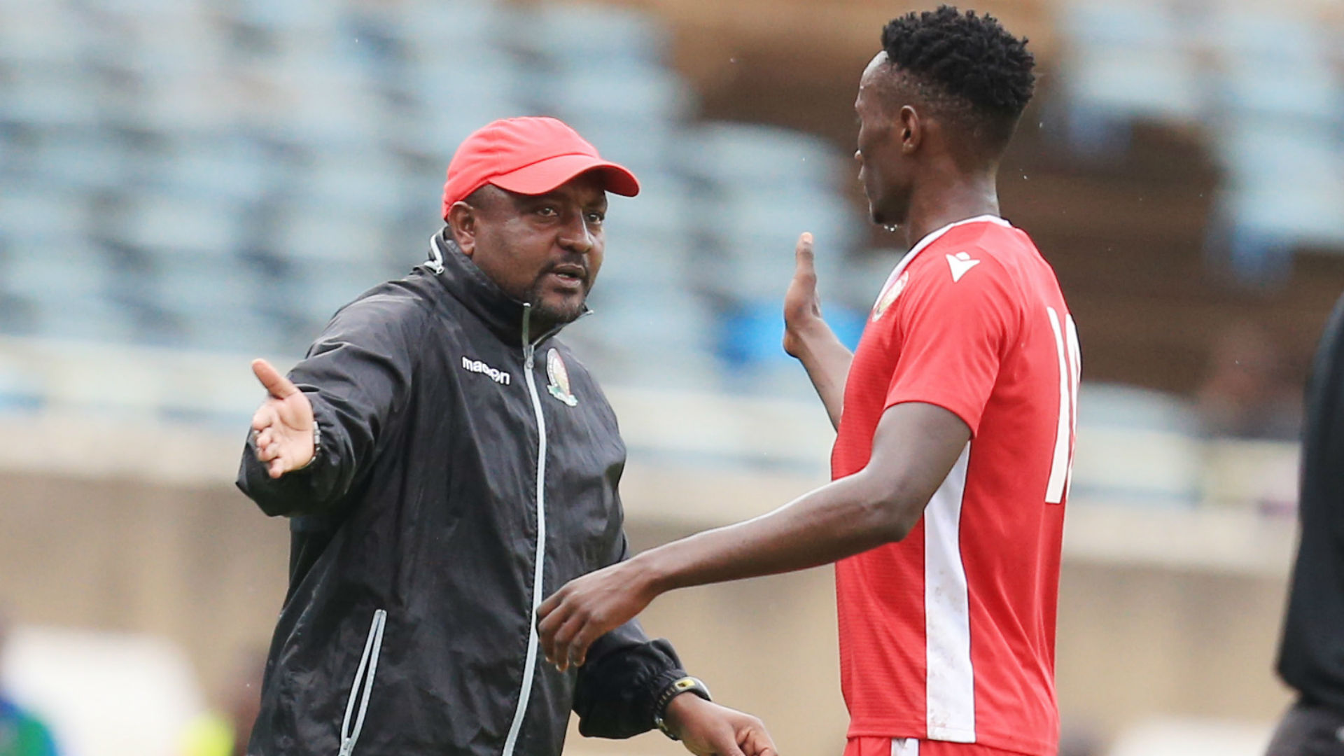 Afcon Qualifiers: Kimanzi confident Kenya will start on the right foot vs Egypt