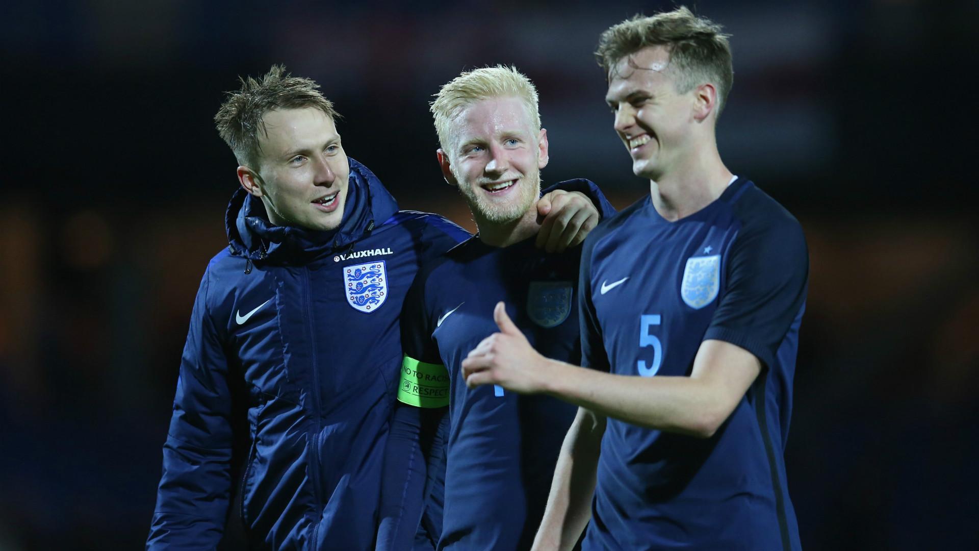 Rob Holding England Under-21