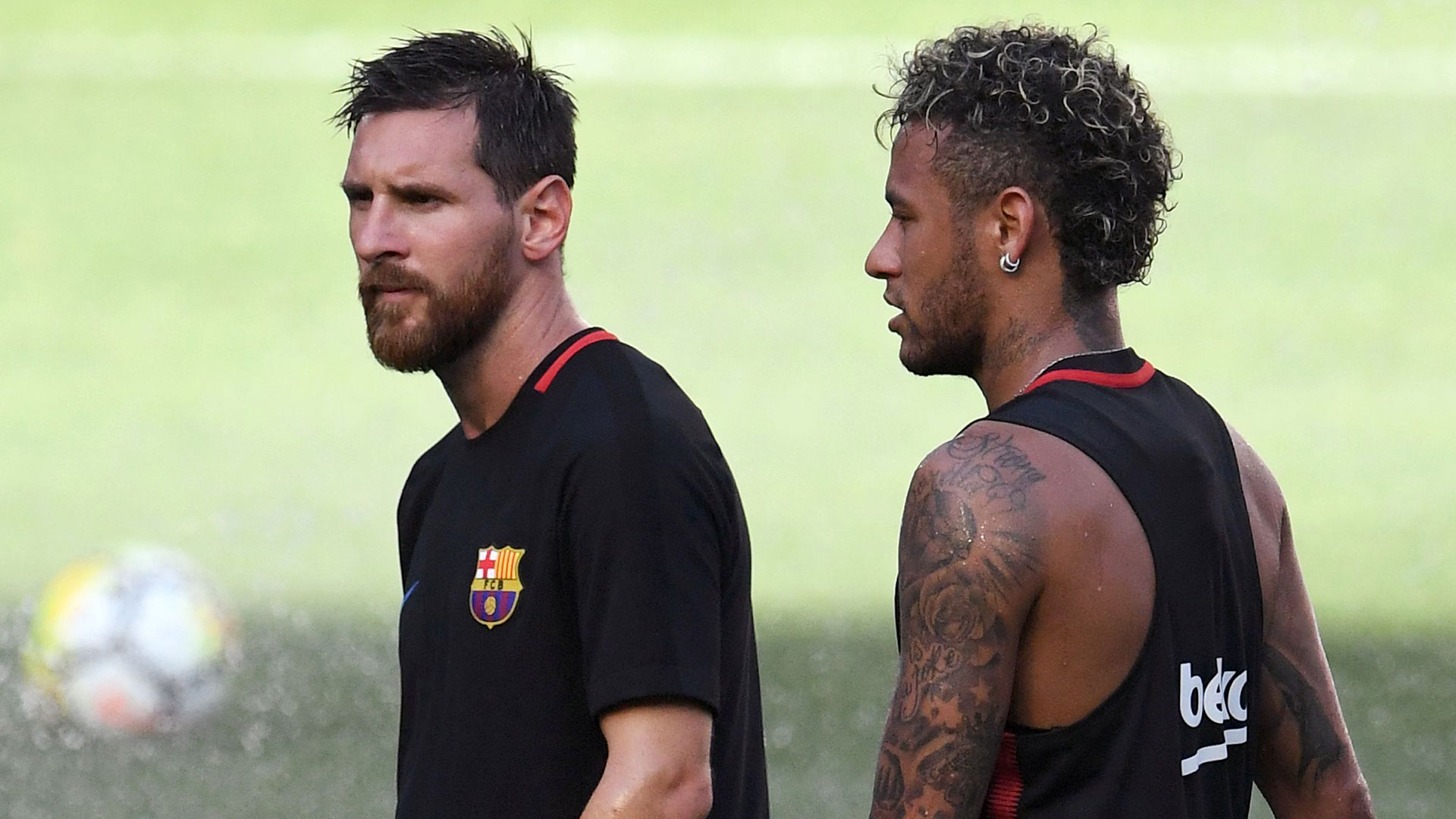 Messi voyait Neymar finir au Real Madrid