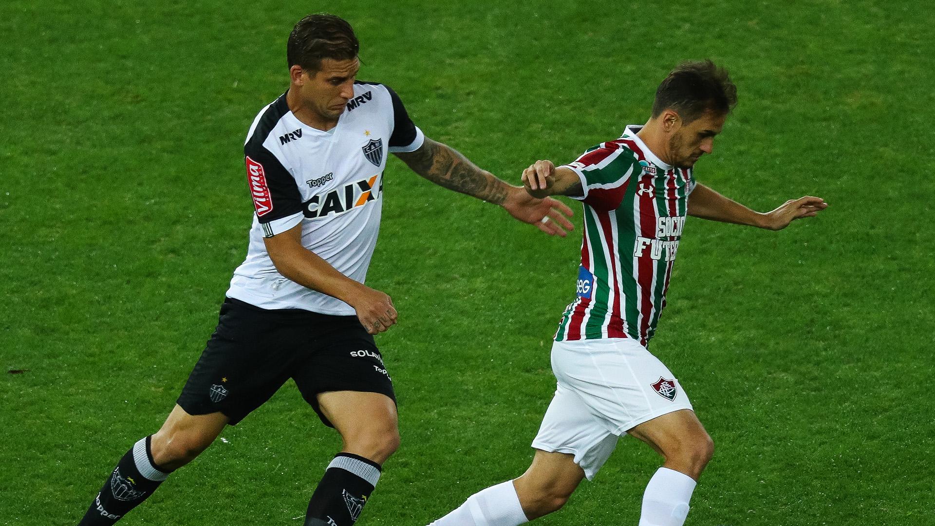 Lucas Marques Rafael Moura Fluminense Atletico-MG Brasileirao Serie A 21082017