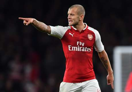 Jack's back! Wilshere rolls back the years