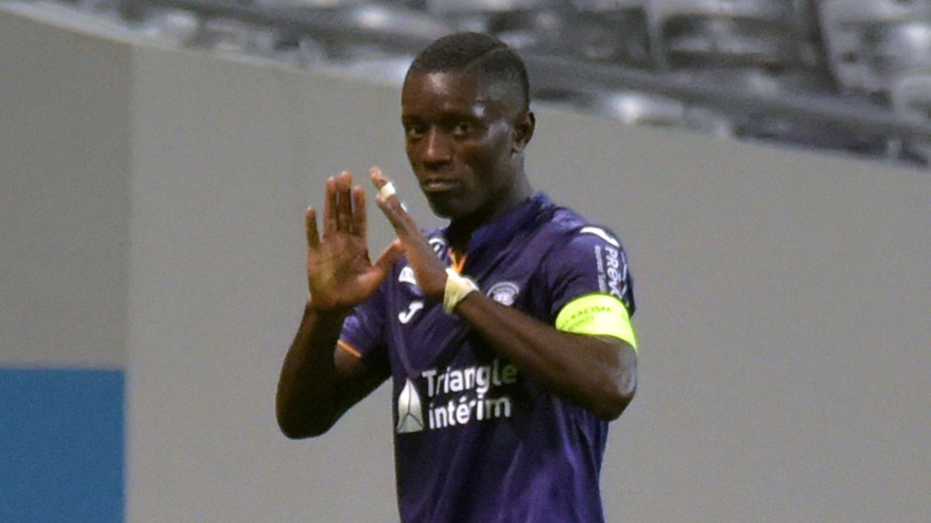 """Mercato - Toulouse FC, Gradel : """"Je n'ai pas eu de propositions de grands clubs"""""""