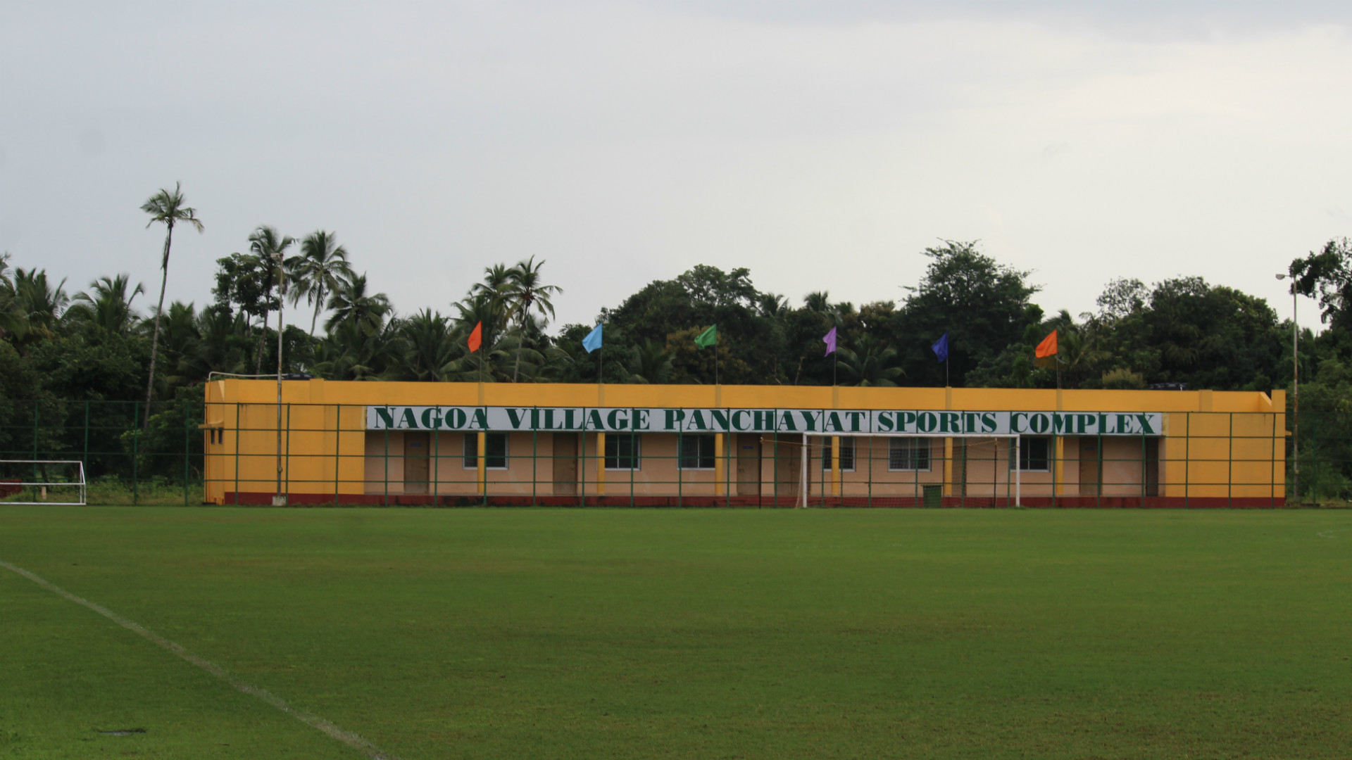 Nagoa Village Panchayat Sports Complex