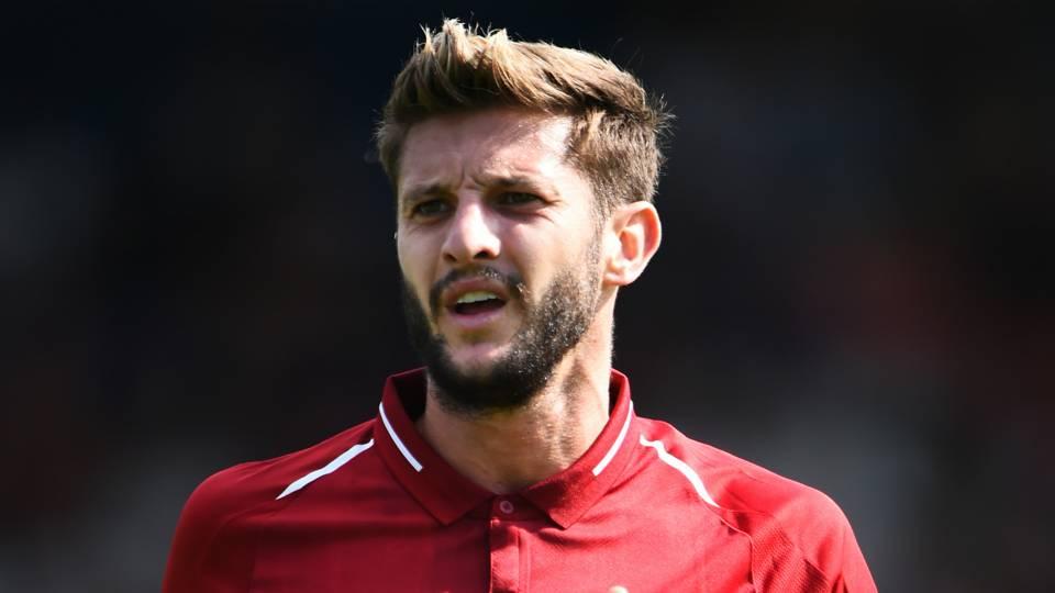 Adam Lallana Liverpool 2018-19