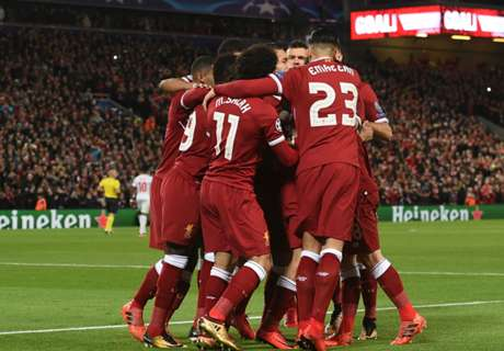 Liverpool feiert Kantersieg - Napoli muss in die EL