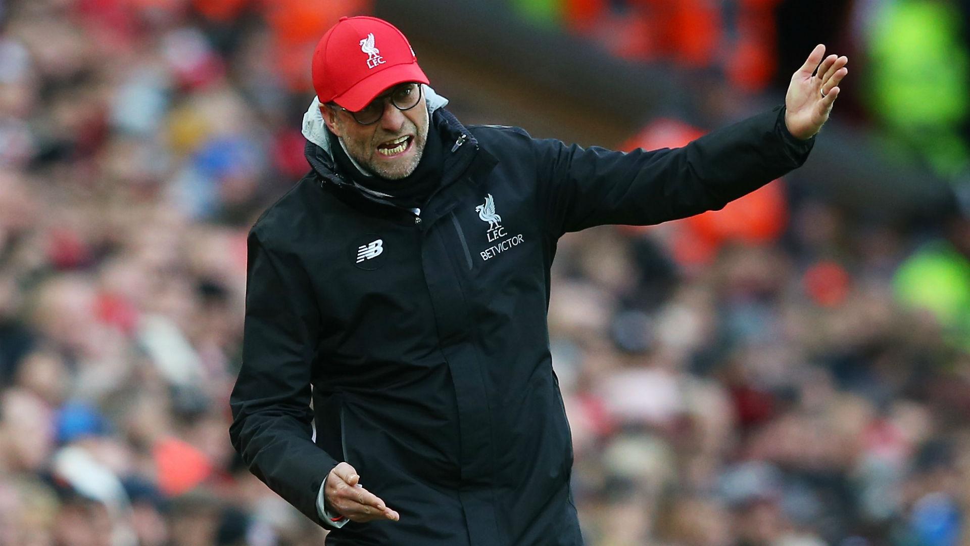 Jurgen Klopp Liverpool Wolves